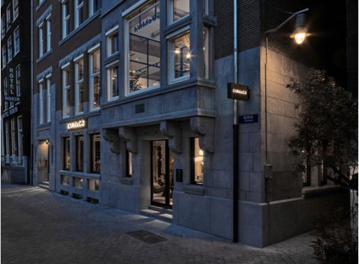 欧洲第二家体验店哥德堡体验店正式开业,开启了国内外双循环发展模式