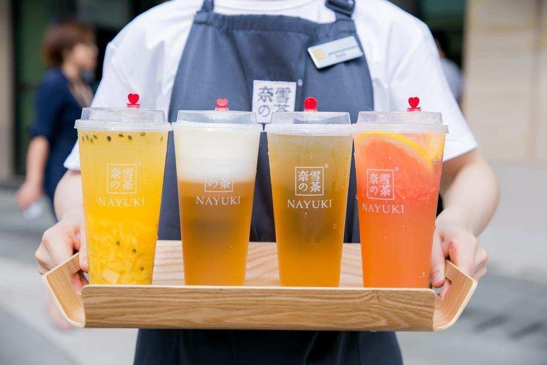 奈雪的茶计划提交港股上市?从路周围店到上市,奈雪会打败喜茶吗?