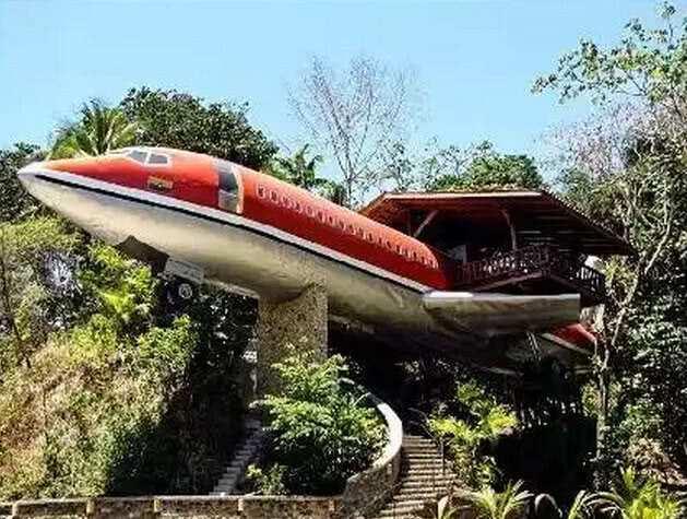 世界上最牛的酒店,由退役飞机改造而成,住一晚需要3800元!