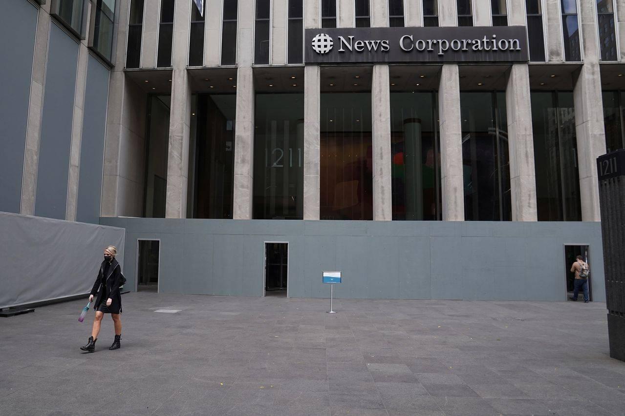 财务报告:新闻集团第二季度净利润达到2013年重组以来的最高水平