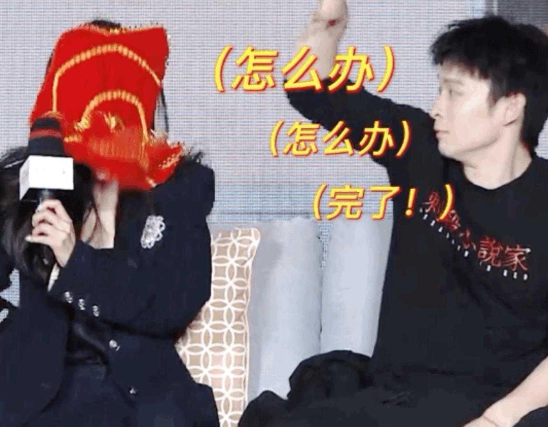 Mải nói chuyện, Dương Mịch hốt hoảng vì bị đồng nghiệp nhỡ tay phi khăn vào mặt trên show Tết - Ảnh 6.