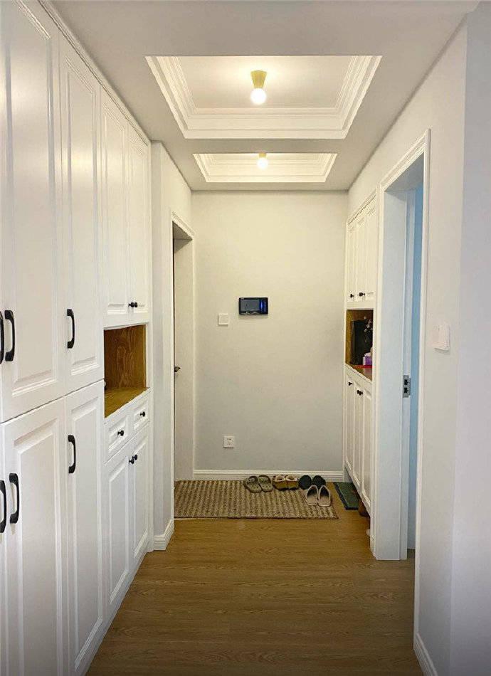 109平北欧风装修,软装家具是后期自己挑选的,