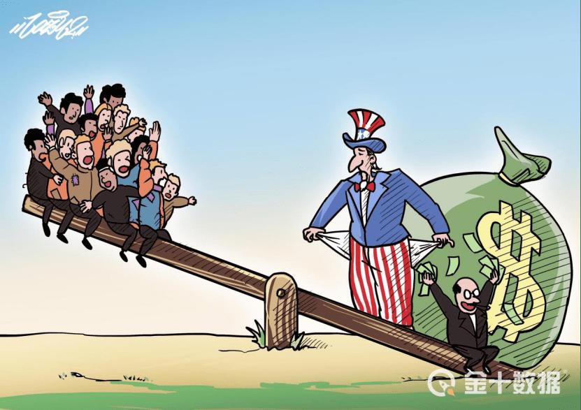 美国原始失业率已经超过1000万,需要10年才能恢复?想推动12万亿刺激计划