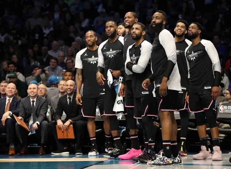 预计本周官宣!NBA计划在全明星赛中场加入扣篮大赛_球员