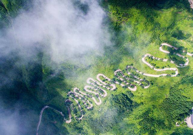 贵州山里的奇迹工程,是抗战的一道生命线,这里的道路你敢来开吗