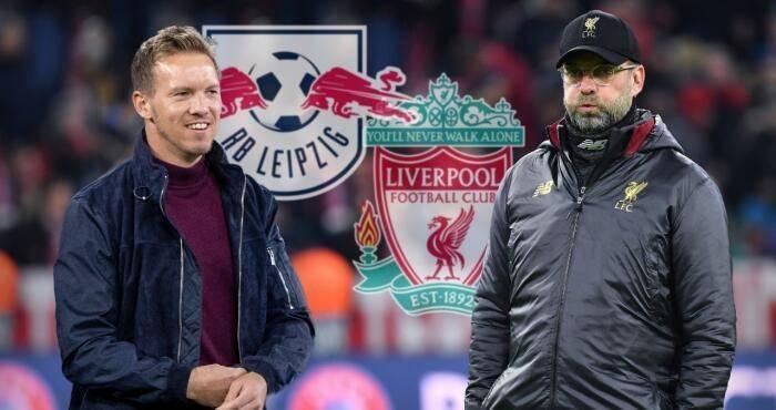 正在视频直播:利物浦vsRB莱比锡