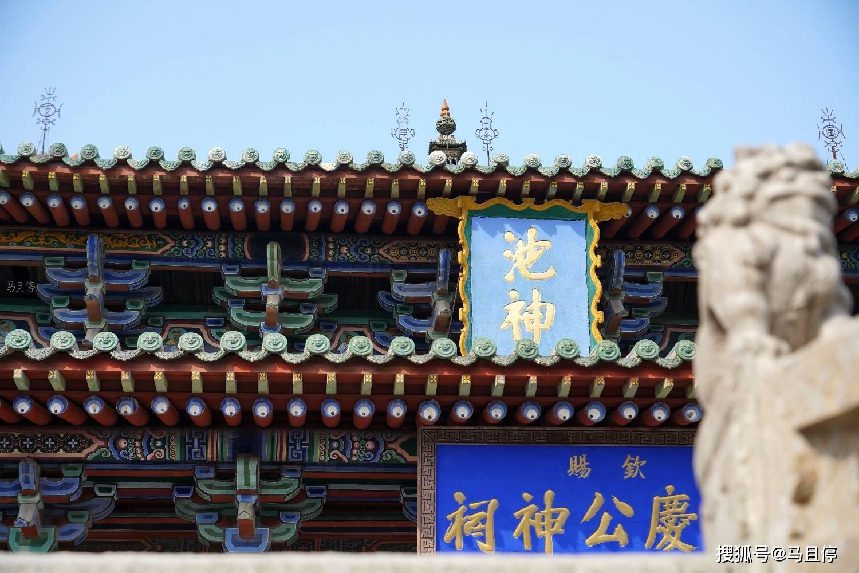 """山西被忽略的城市,藏着一座神庙,内有连三戏台堪称""""国内唯一""""  第3张"""