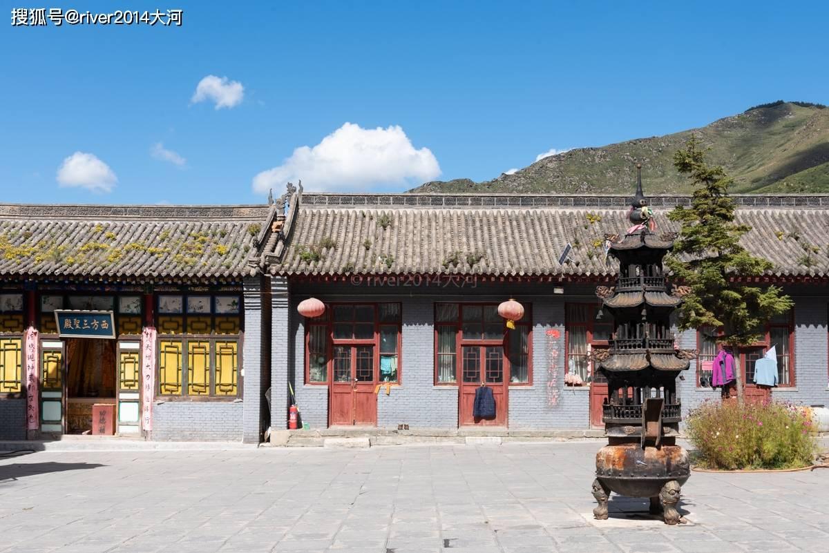五台山这座寺庙,被金庸写进小说里,相传皇帝在此出家  第8张