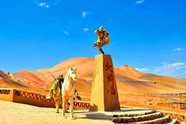 中国最憋屈的雕像,漆都被游客摸掉了,网友:素质在哪?