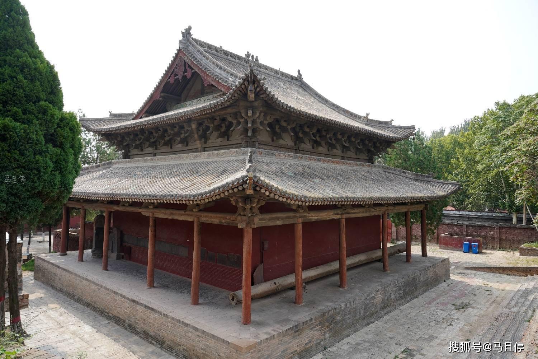 """山西有个小县城,被大家叫做""""华人老家"""",藏有众多国宝级的古迹  第3张"""
