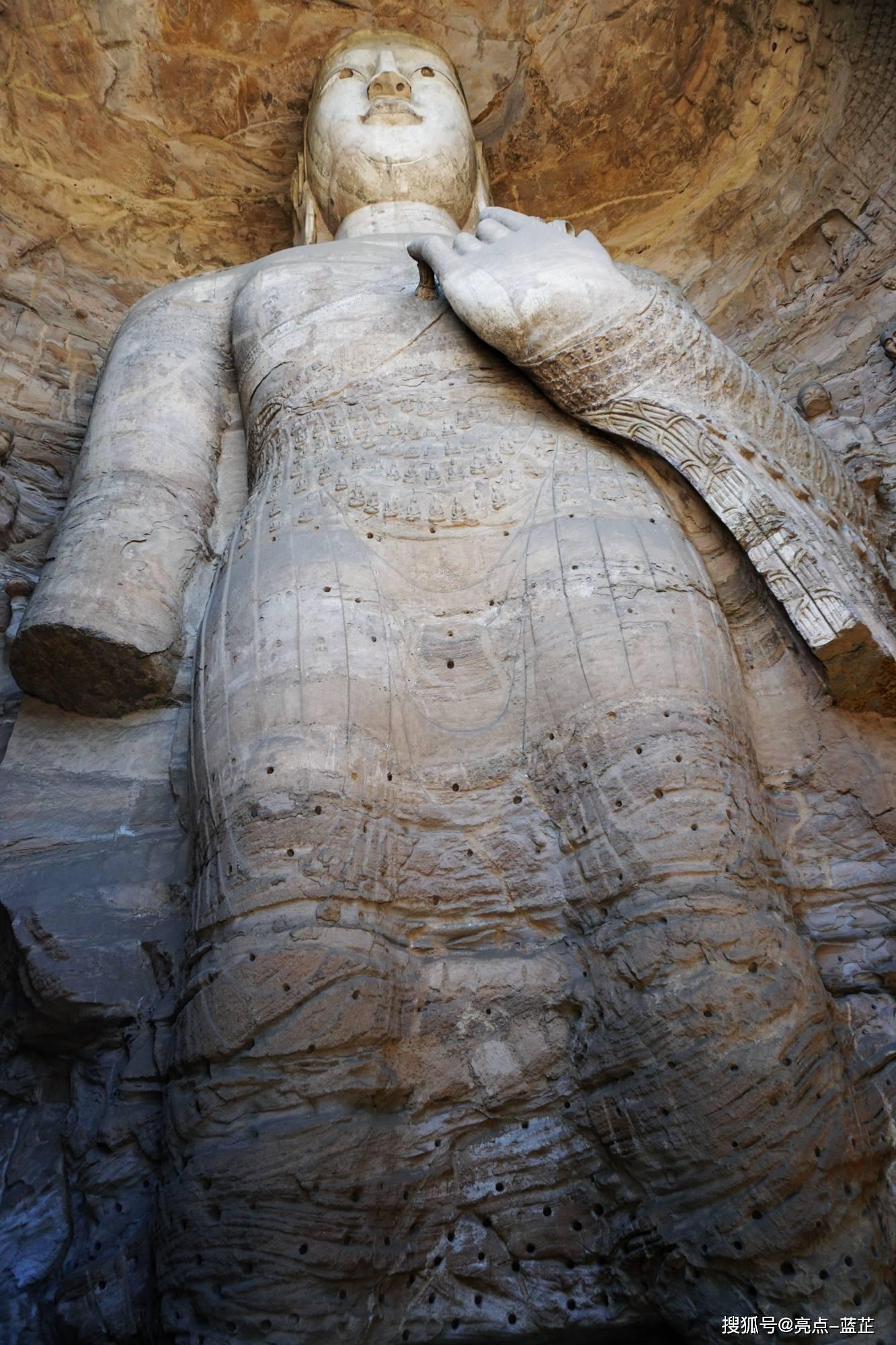 巡礼山西世界文化遗产,中国四大石窟之——云冈石窟(四)  第1张