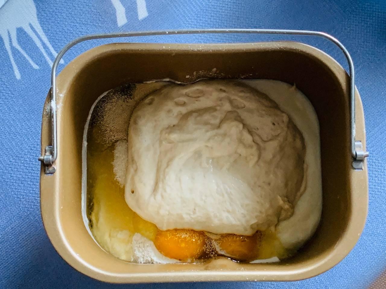 超软波兰种【酸奶吐司】的做法+配方,拉丝松软口感很好吃的吐司