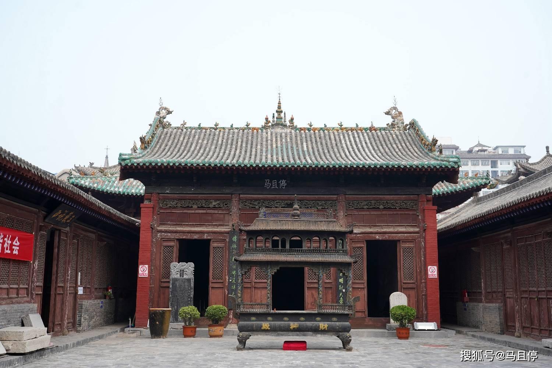 """山西有个小县城,被大家叫做""""华人老家"""",藏有众多国宝级的古迹  第14张"""