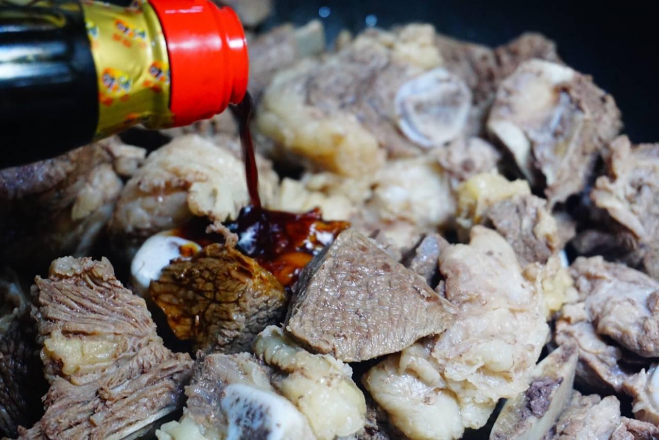 【家常牛排骨】的做法+配方,鲜香入味口感很香,真的很香很下饭