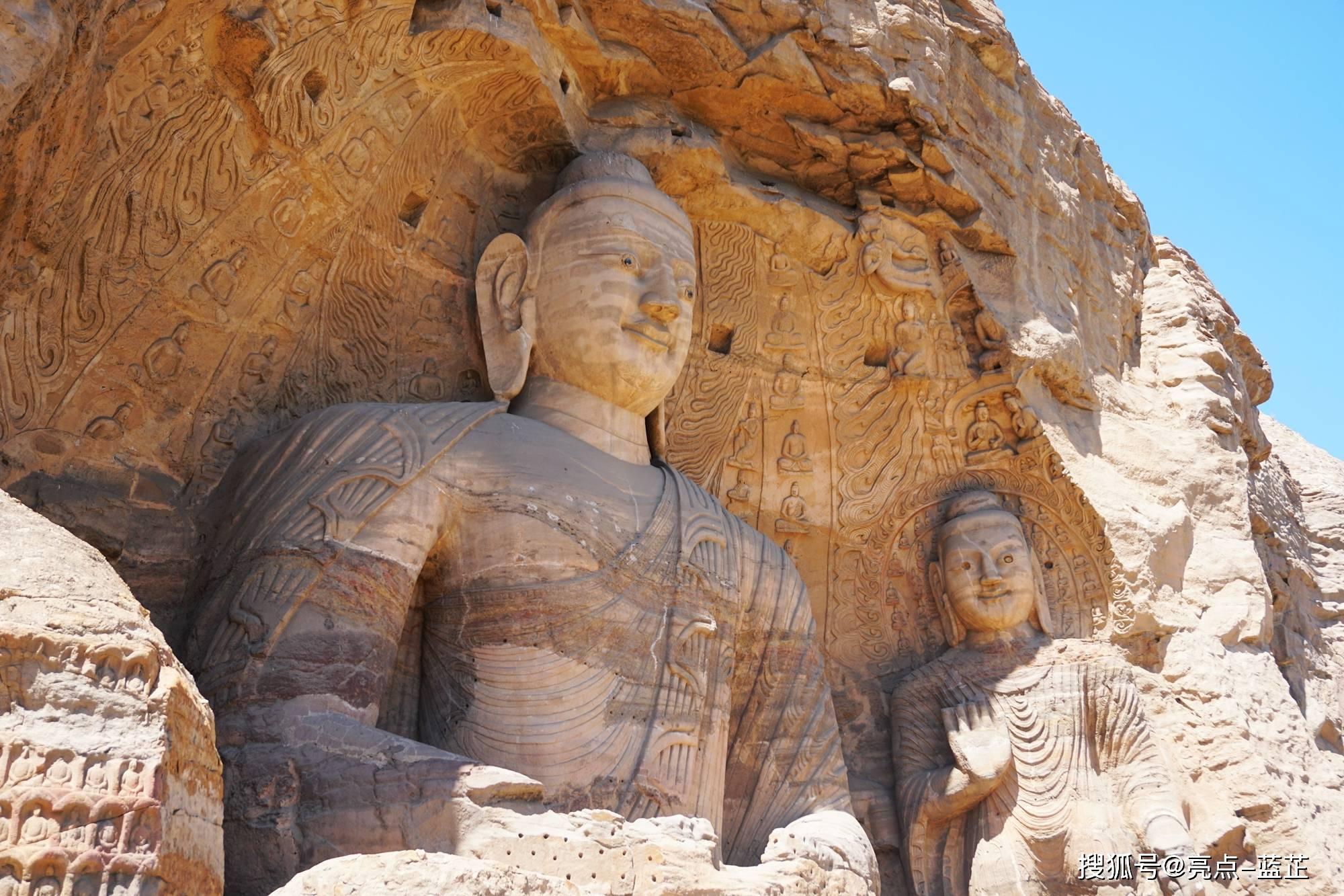 巡礼山西世界文化遗产,中国四大石窟之——云冈石窟(四)  第5张