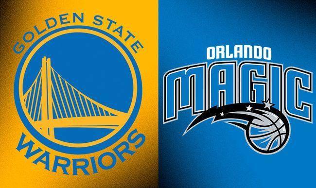 NBA直播:勇士vs魔术,库里难救勇士进攻,格林要被魔术内线碾压