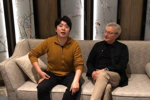 神奇!郎朗与岳父用东北话聊天