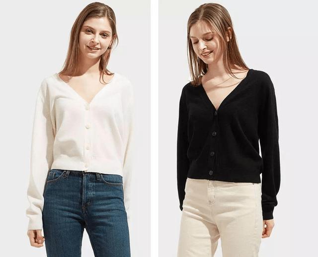 原创             开衫如何避免廉价感?这些穿搭指南模仿起来,高级又优雅