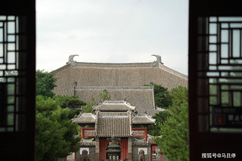 辽宁不起眼的小县,却见证着辽王朝的辉煌,还可看到中国第一佛殿  第1张