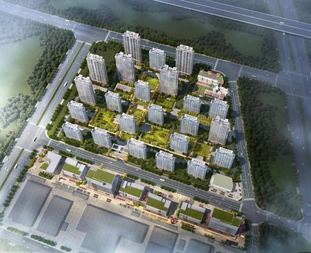 2021年,合肥12大潜力楼盘!高新龙湖CBD放风价2.35万,融创滨湖湾2.6万……