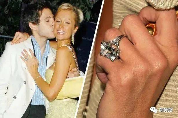 40岁帕丽斯•希尔顿第4次订婚,戴千万钻戒秀恩爱,未婚夫也是富二代