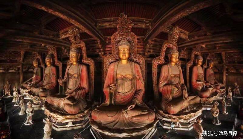 辽宁不起眼的小县,却见证着辽王朝的辉煌,还可看到中国第一佛殿  第12张