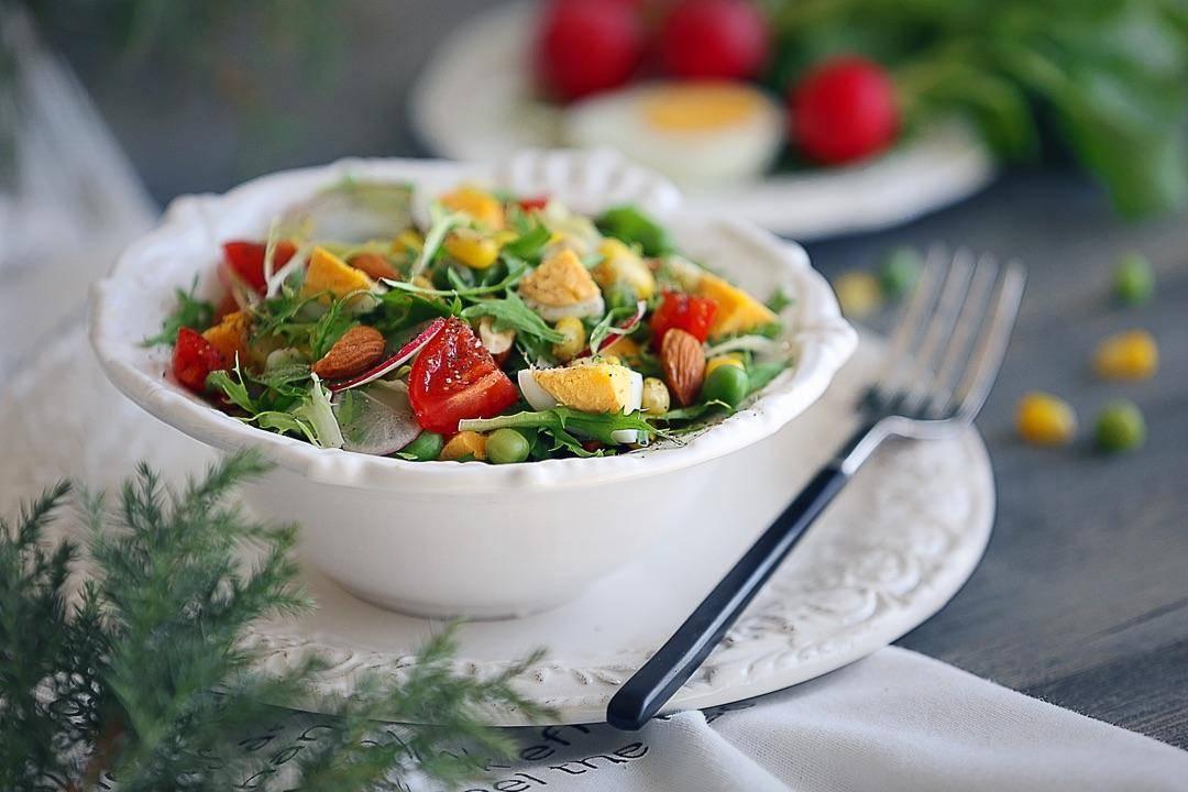 吃沙拉减肥?八个错误吃法可能让你功亏一篑