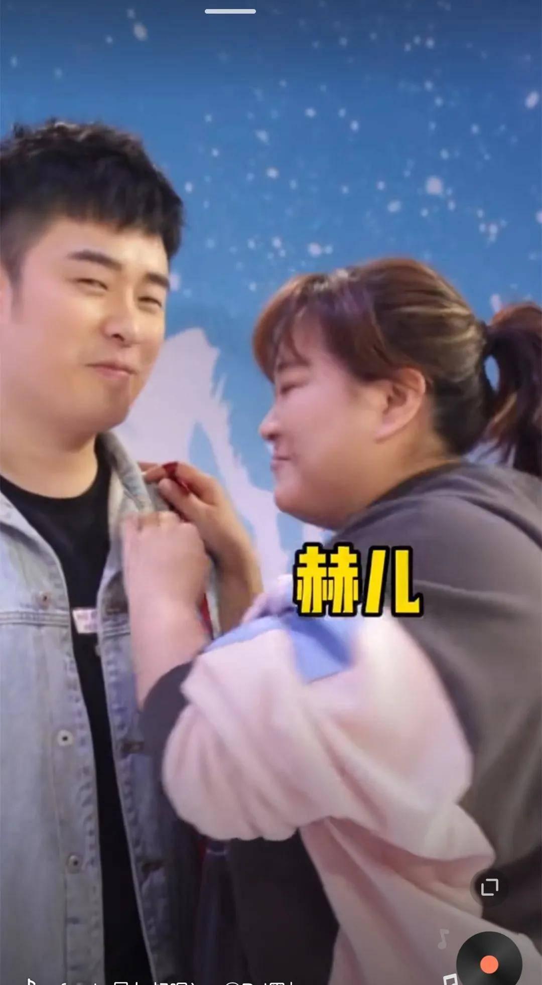 """我居然迷上了陈赫贾玲的""""多肉""""CP,真甜啊!  第7张"""