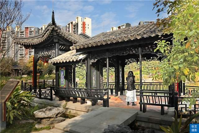 原创             广东有座岭南园林,由美的集团何享健投资三亿捐建,免费对外开放