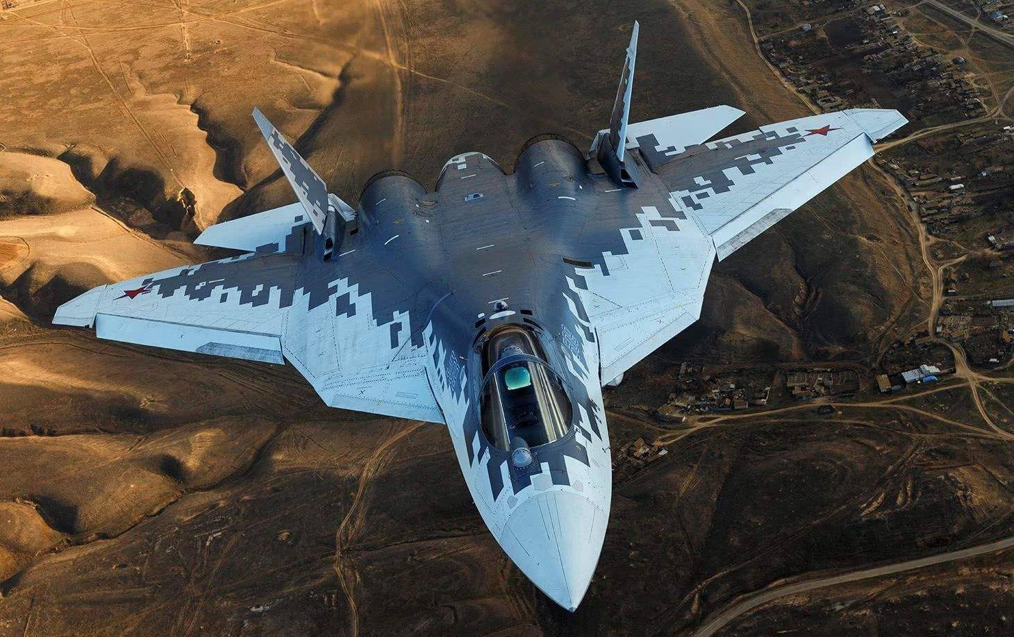 苏-57我卖定了!称第二条五代机生产线已上马:200架任务必须完成