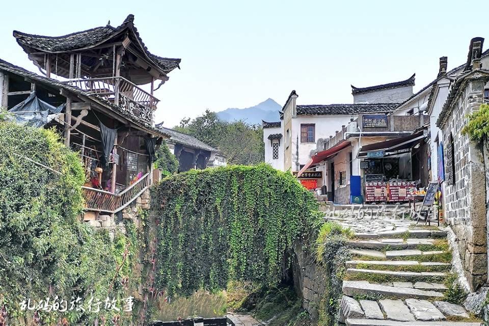 """原创             安徽这个古村,是全国最大明清古村落,被誉为""""中华写生第一村"""""""