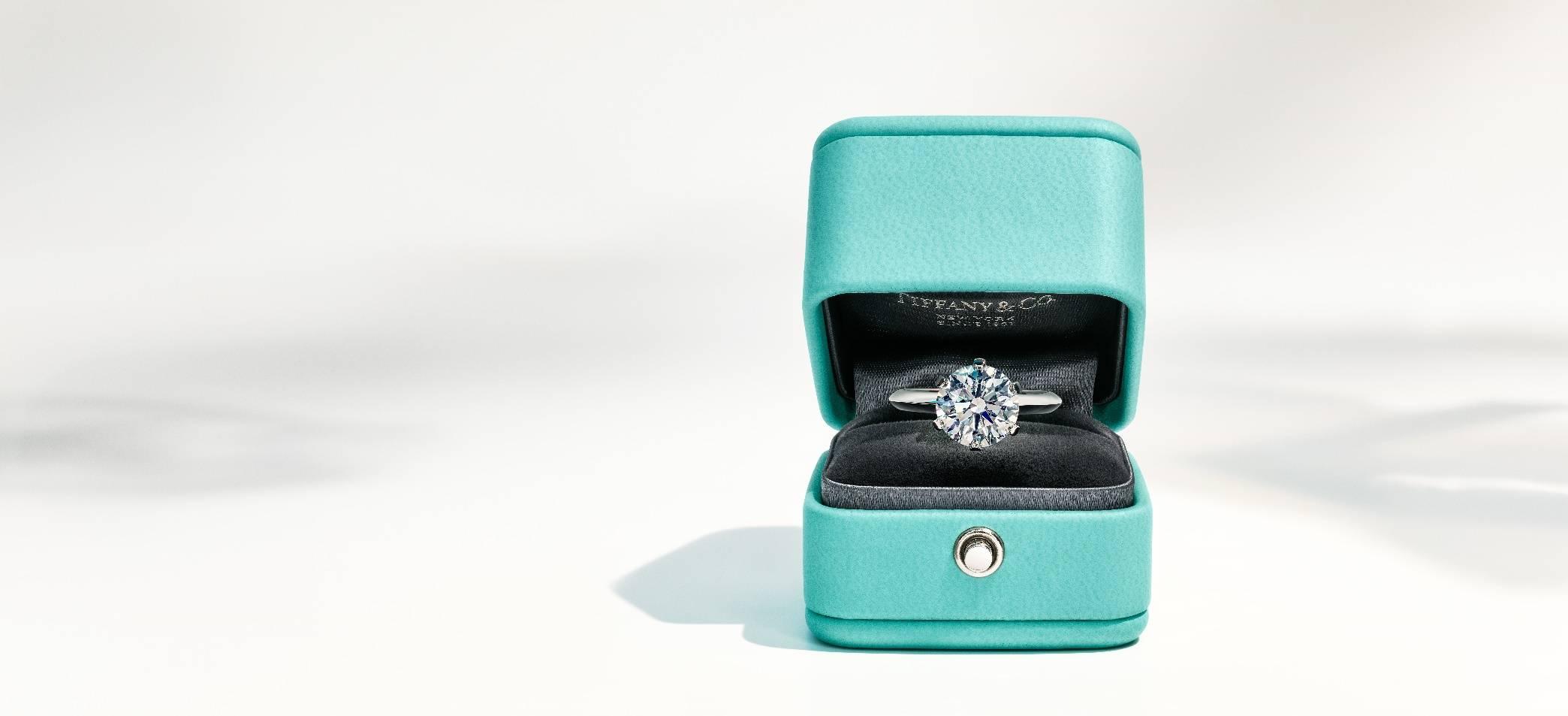 蒂芙尼钻石——凝聚非凡匠心,缔结指间缱绻