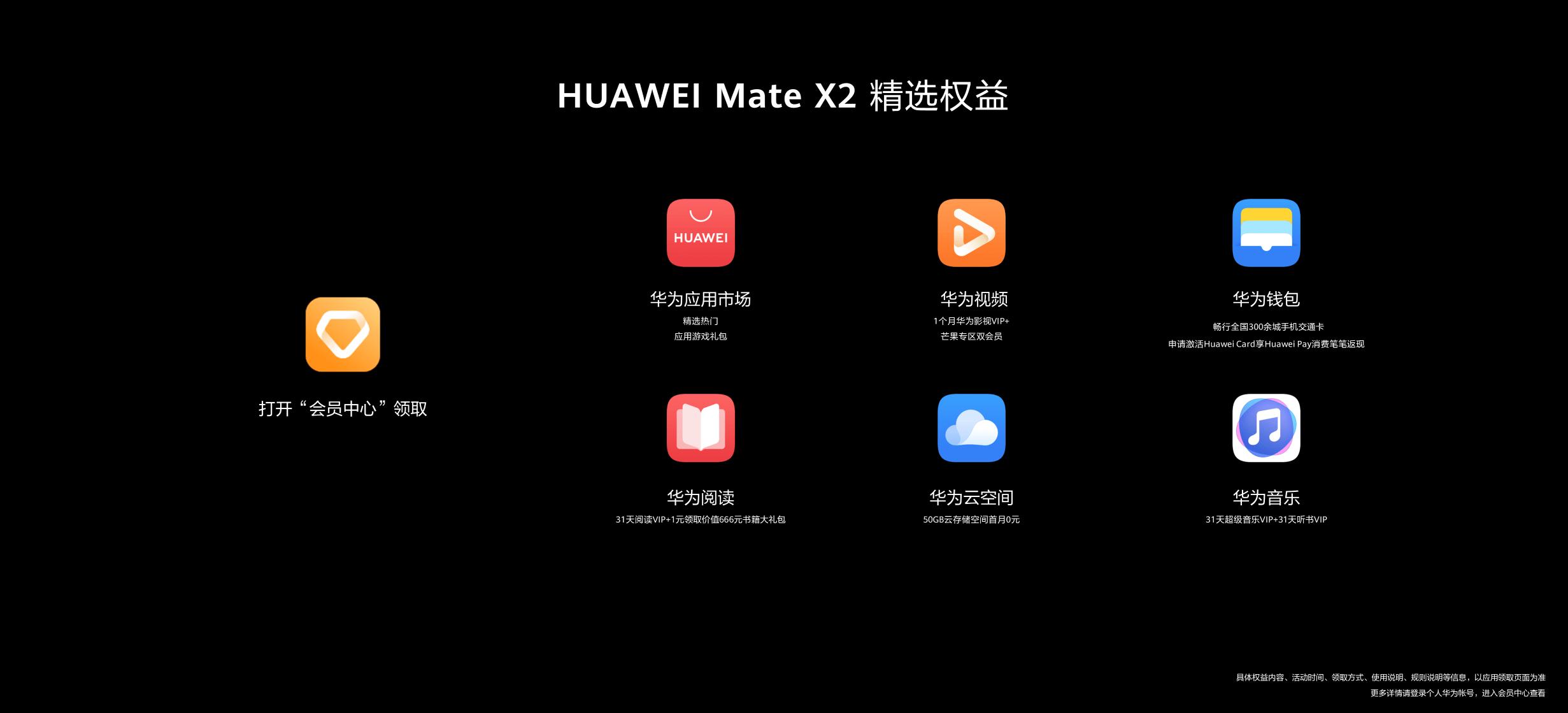 HUAWEI Mate X2发布,智慧云服务体验大展想象