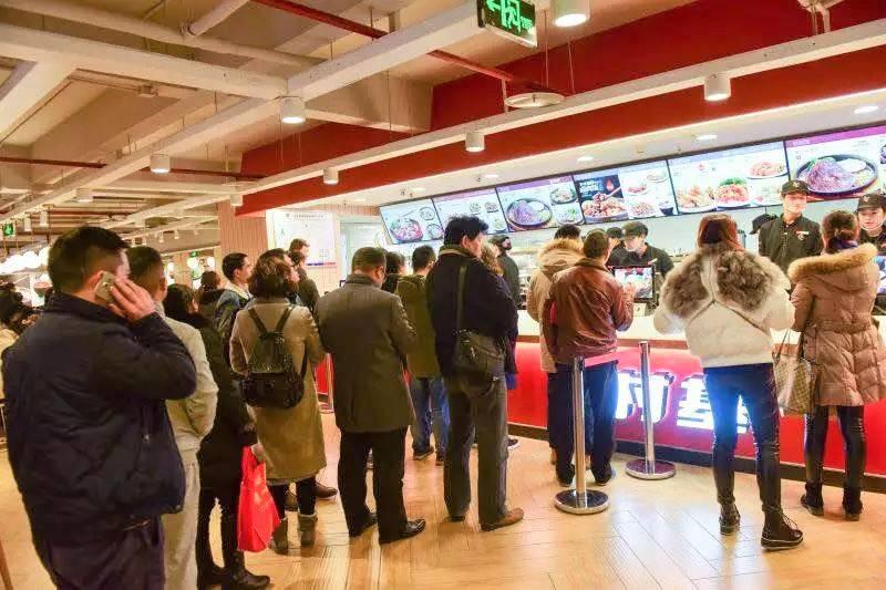 原中国快餐连锁的皇冠:每年售出1亿碗米饭,门店数量超过家乡鸡和真功夫