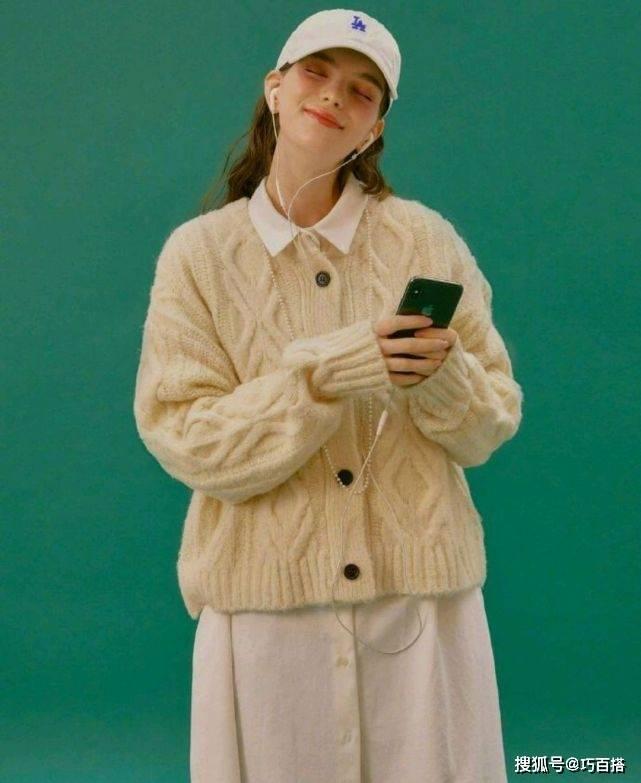 穿搭真是个技术活,颜色叠穿和款式搭配真的很烧脑,不用心就白学
