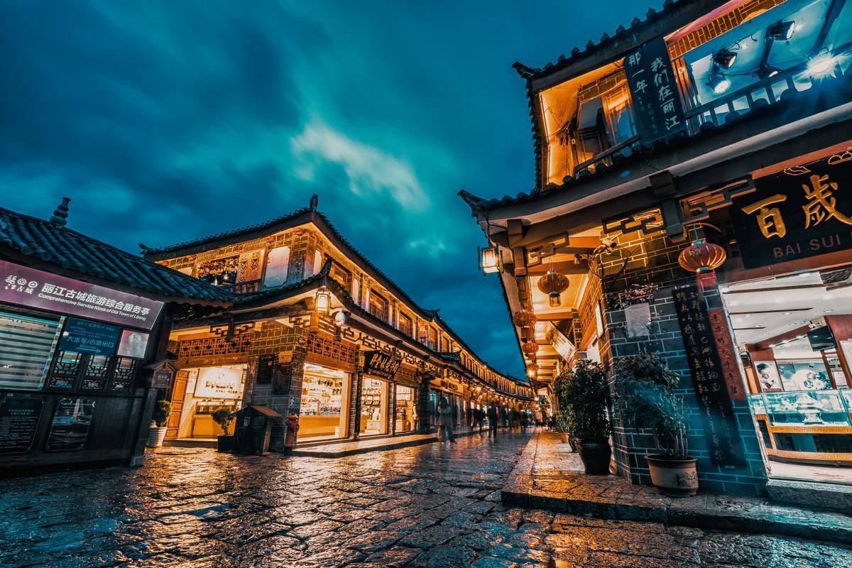 我国一座被列入《世界文化遗产名录》的古城,是5A景区
