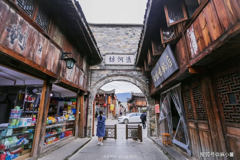 原创             浙江有条无名千年古街,最近10年才有了名字,被央视报道而火出圈