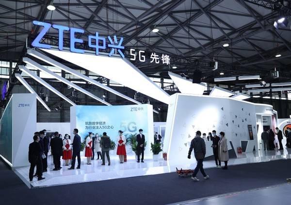 中兴移动发布第二代量产屏摄像技术,2021MWC上海首秀拉开帷幕