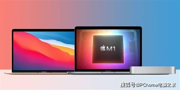 苹果上架官翻版M1 MacBook Pro 只要1099美元