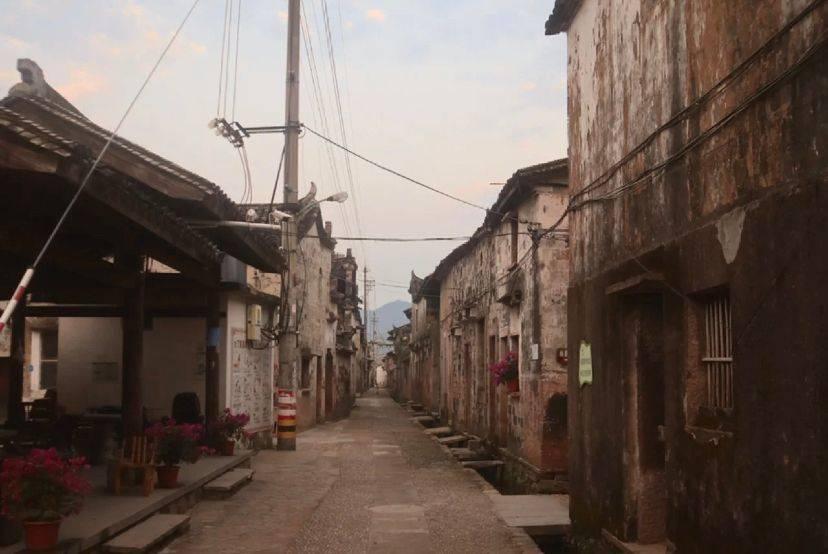 原创             江南免费古村,藏在浙江,一座正逐被遗忘的村落
