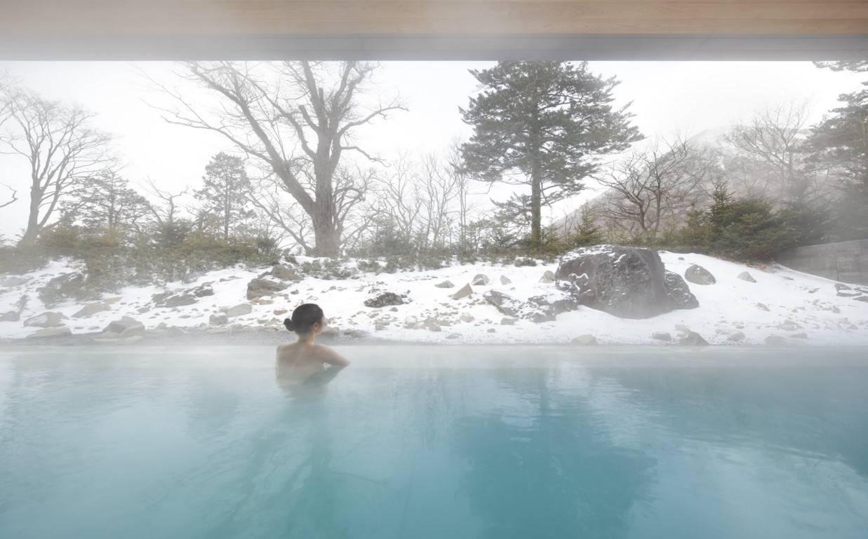于静谧清冽的奥日光之冬,享身心平衡的温泉之旅