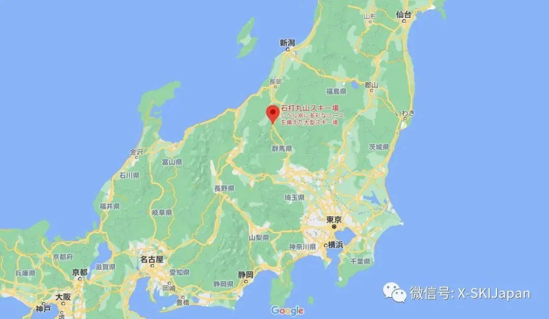 专栏  日本滑雪场列传·新潟县篇:石打丸山滑雪场