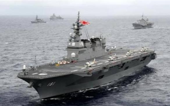 依靠美军实力的迅速增强,日本军队得到了有效发展,新消息引起了国际社会的关注
