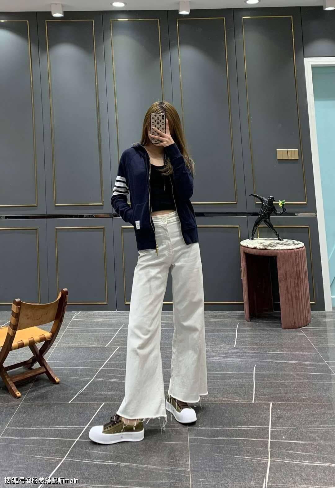 原创             学小个子的显高穿搭!看160cm的日本博主,轻松穿出高挑好身材