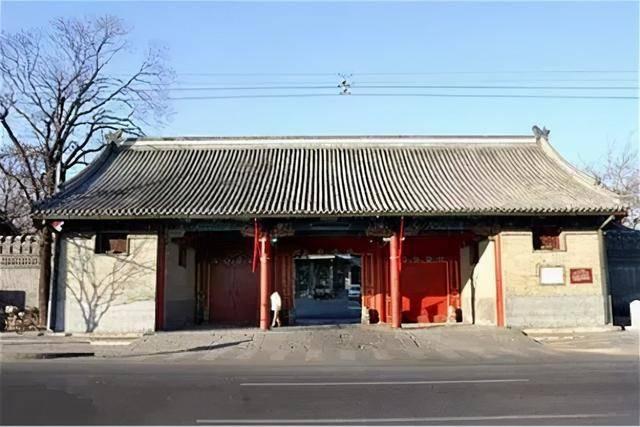 西长安街以南的安福胡同 藏着民国时期操纵国会的安福俱乐部