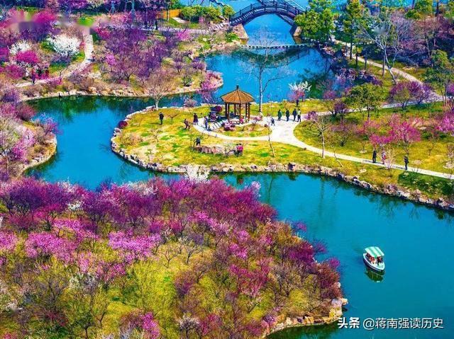 扬州,唐朝富甲天下,是哪位政治美学家和地理学家推动形成的