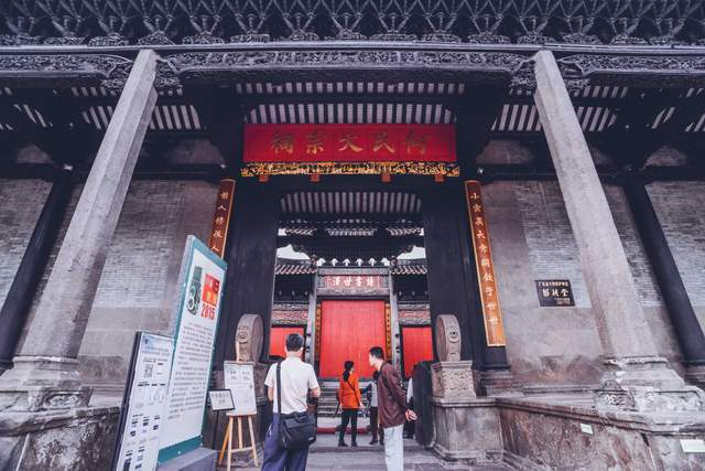 藏在广州番禺的岭南古镇,拥有800年历史,现已打造成网红景点