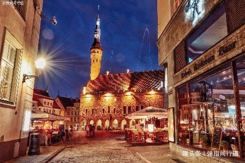 """欧洲""""最养眼""""的中世纪古城,建筑历久弥新,美女无处不在"""