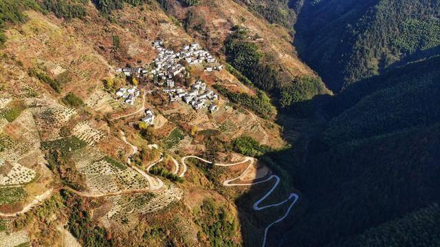 安徽最难到达的村庄,比皖南川藏线更适合自驾,还未完全开发