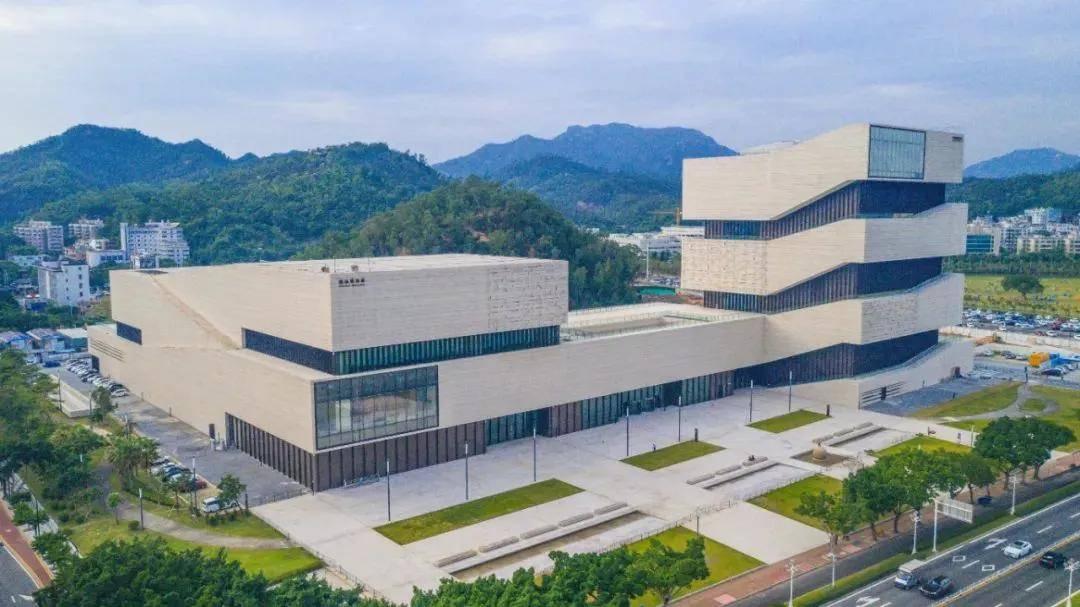 博物馆照明之珠海博物馆:新馆开放,埃克苏灯光点亮珠海千年璀璨历史(一)